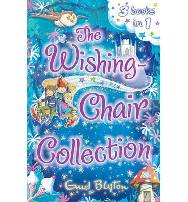 """Jump aboard the Wishing-Chair and whizz off on three magical adventures! """"The Adventures of the Wishing-Chair"""": when Mollie and Peter go to buy their mother a birthday present, they discover the most extraordinary thing - a chair that can fly and grant wishes!"""