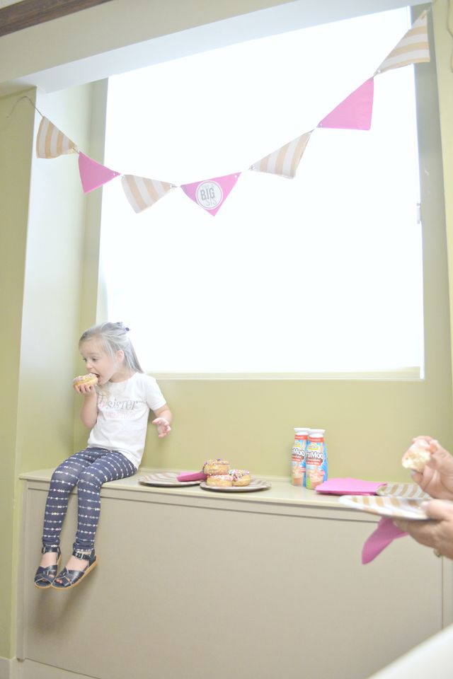 Fawn Over Baby: A Big-Sister Hospital Party - Celebrating Big Sister Status