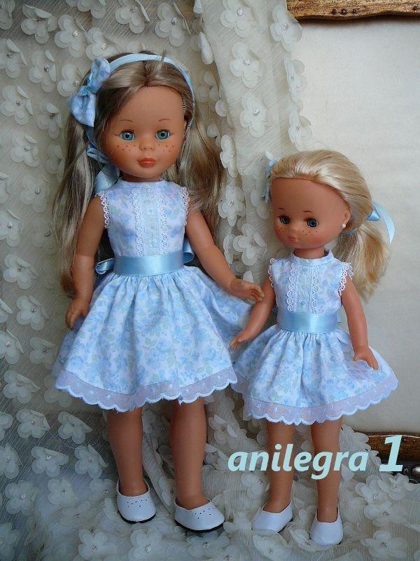 ANILEGRA COSE PARA NANCY: Nancy y Lesly Famosa hermanas vestidas igual