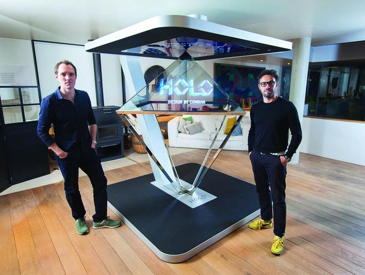 Engage Production to distribute the world's biggest holographic display