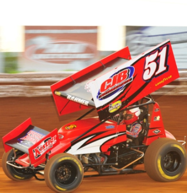 295 Best Images About Sprint Cars On Pinterest