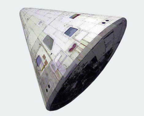Lunar capsule 2