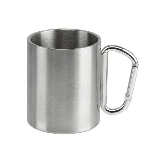 Amazon Com 9 Oz Stainless Steel Camping Double Wall