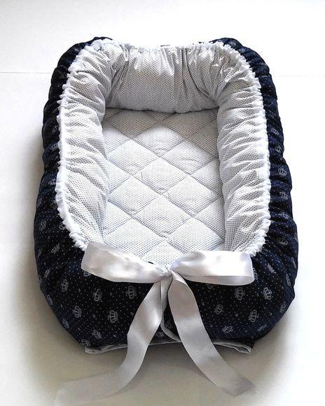 8cd38ce10dc61 Ninho para bebê dormir - ninho redutor