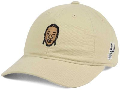 San Antonio Spurs adidas NBA Geek Heads Dad Hat