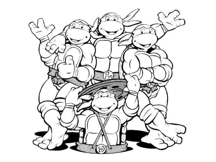 8 best Cartoons images on Pinterest | Teenage mutant ninja turtles ...
