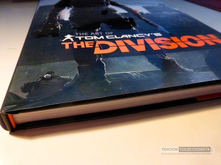Análisis del Artbook del #TomClancysTheDivision gracias a Luis Jiménez :D