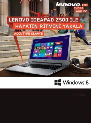 Inanılmaz Kampanya !!! - Yeni Lenovo Z500 KDV Dahil 1.659 TL http://www.mormani.com/