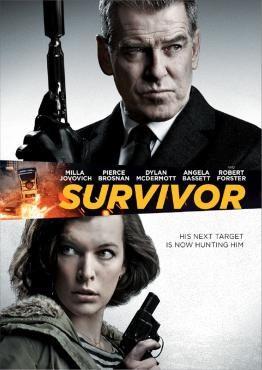 Survivor, Movie on Blu-Ray, Action Movies, Suspense Movies, new movies, new movies on Blu-Ray