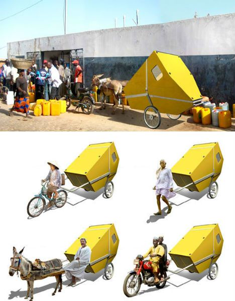 *Bike Campers: 12 Mini Mobile Homes for Nomadic Cyclists - http://weburbanist.com/2012/10/15/bike-campers-12-mini-mobile-homes-for-nomadic-cyclists/