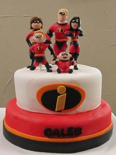 17 Best Images About Cakes Incredibles On Pinterest L