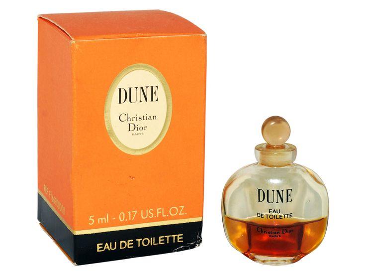 Christian Dior Miniature Dune Eau de toilette 5ml parfum dune pas cher,Linnyoung  ... d52c19655bb9