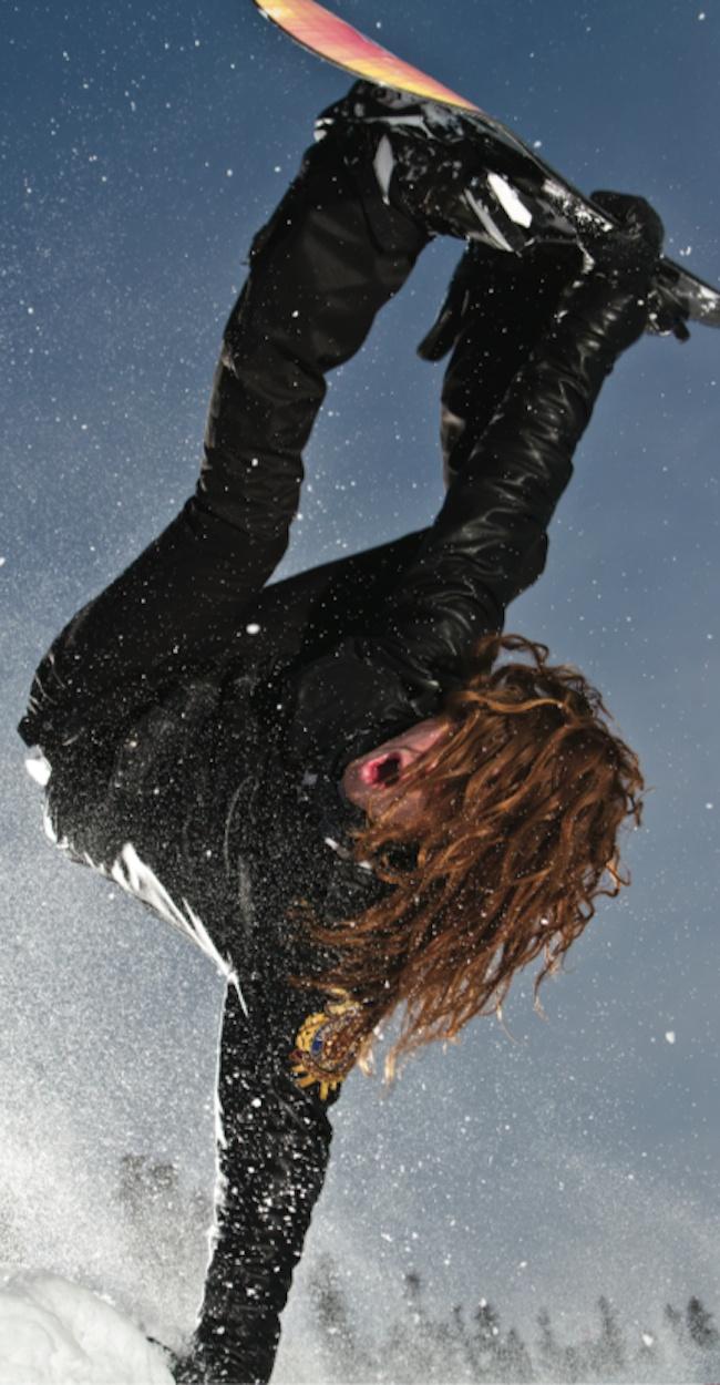 Shaun White. California. Photographer: Blotto