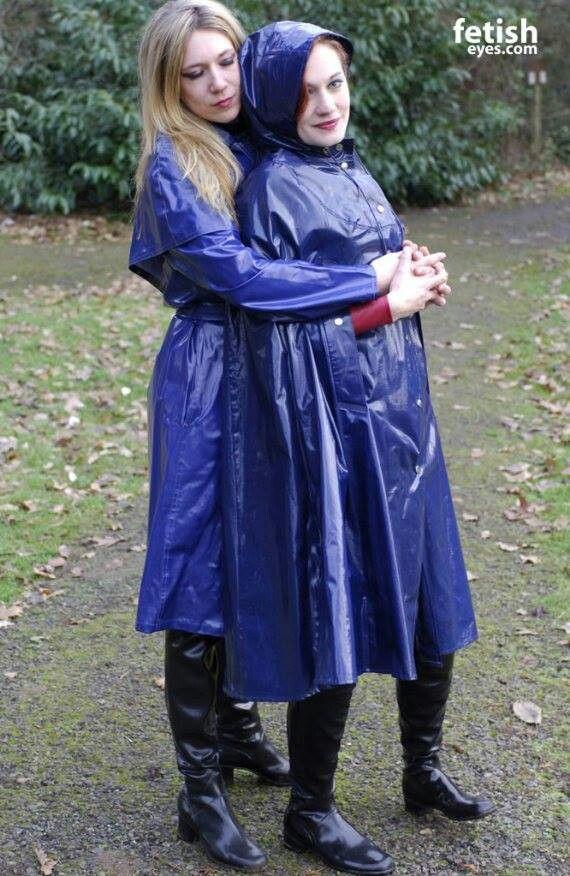 Blue mack & cape