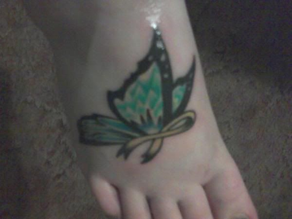 endometriosis tattoo I want to get an endo tattoo but on my wrist! What better way to raise awareness!!!