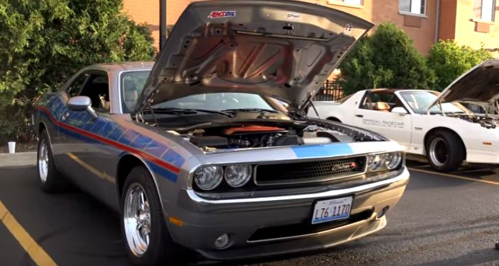 unique custom built 2011 dodge hemi challenger