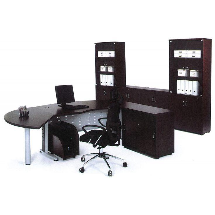 Office set exec-55 wenge 180x80+130x70+80x50