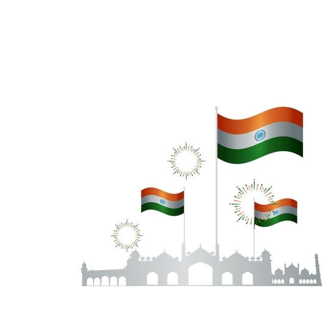 Background Indian Republic Day 26 January Vector And Png In 2020 Republic Day Indian Flag Independence Day Drawing