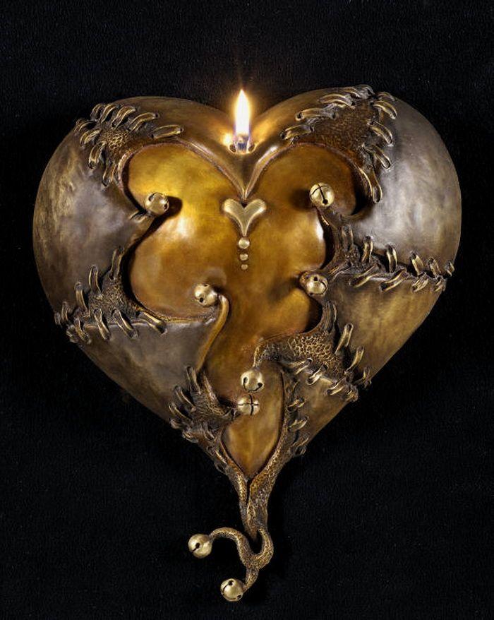 Hearts:  #Heart.