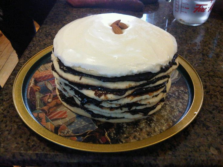 Vinaterta - Traditional Icelandic Christmas Cake - a family favourite! Can't wait to make it again this year.