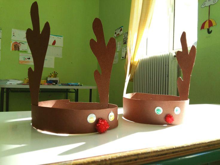 Κέρατα για τους Ρούντολφ..γιορτή χριστουγεννων για τη διαφορετικότητα
