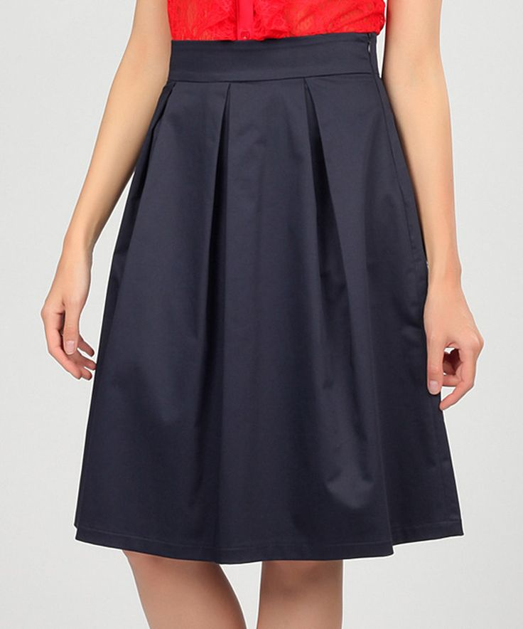 Find blue pleated skirt at ShopStyle. Shop the latest collection of blue pleated skirt from the most popular stores - all in one place.