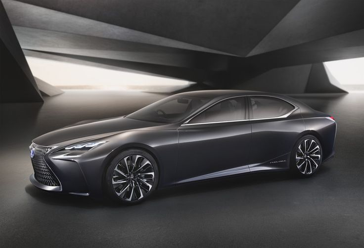 """The Hydrogen Fuel Cell Car from Lexus, the only exhaust coming from this car is drinkable water. All FCEVs are """"zero emission,"""" which means literally no exhaust fumes."""