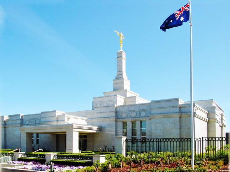 Come and learn more about Australia Melbourne Mission