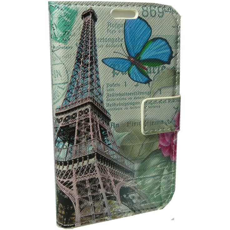 Θήκη πορτοφόλι για Galaxy Duos Eiffel http://mikromagazo.gr/_p808.html