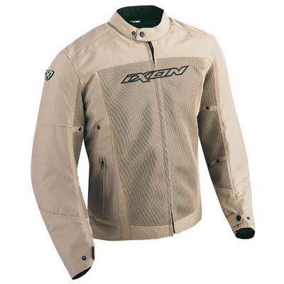 Ixon Hacker Game Sand - Motorcycle jackets
