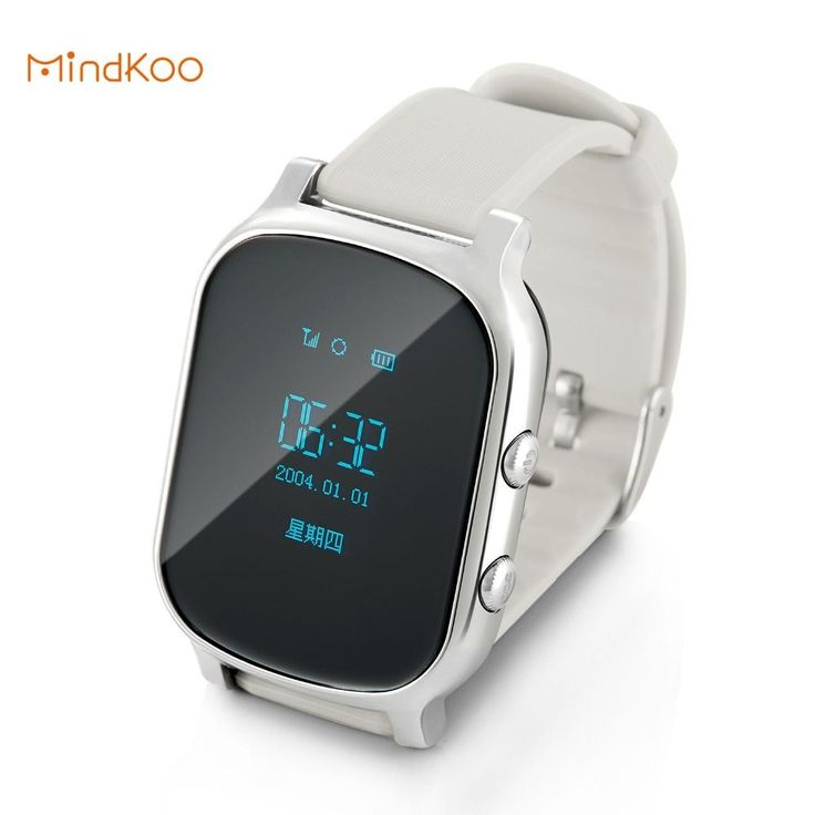 T58 <b>Hot</b> Kids GSM GPS Tracker SIM For Children Kid <b>Smart Watch</b> ...