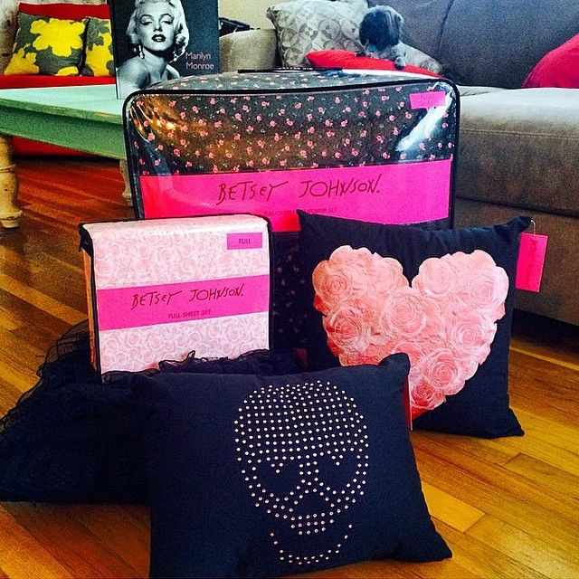 515 best betsey's boudoir images on pinterest | betsey johnson