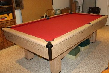 pool table coloring pages - photo#49