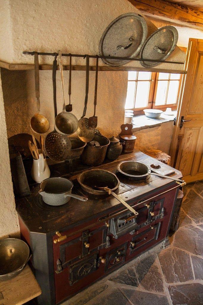 La casa de Heidi en Suiza - La Furgoteta