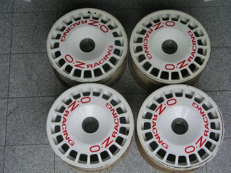 Oz Racing 9x18 Magnesium Zentralverschluss Dtm Felgen Rims
