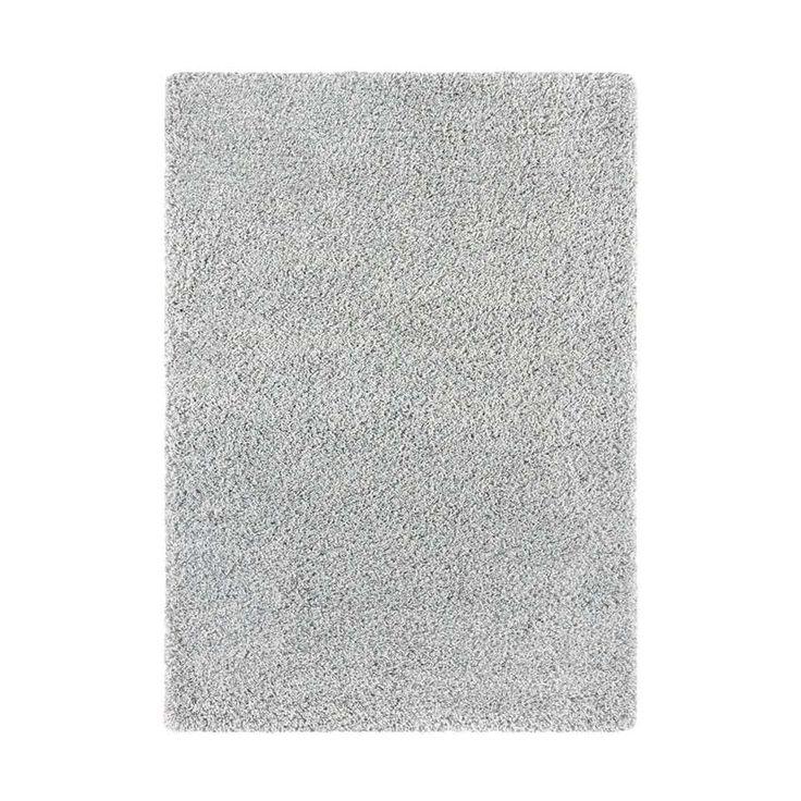 Vloerkleed Norell - shaggy mint - 200x290 cm | Leen Bakker