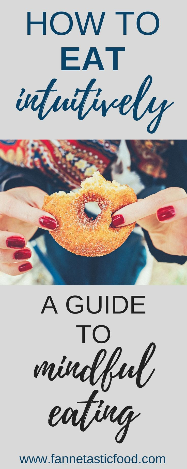 Done with dieting? Here's your intro to intuitive eating, a mindful approach to eating that gears you up for a healthy relationship with food! | mindful eating tips | intuitive eating tips | healthy diet |