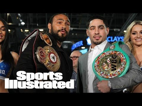 Keith Thurman: How I Will Beat Danny Garcia | SI NOW | Sports Illustrated