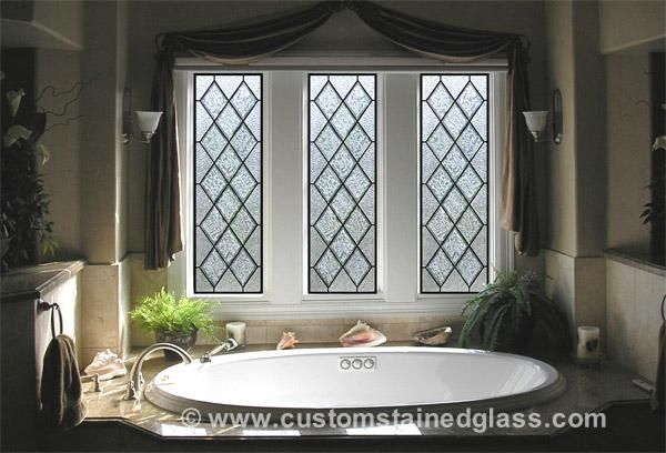 11 best images about house ideas on pinterest bathroom for Decorative windows for bathrooms