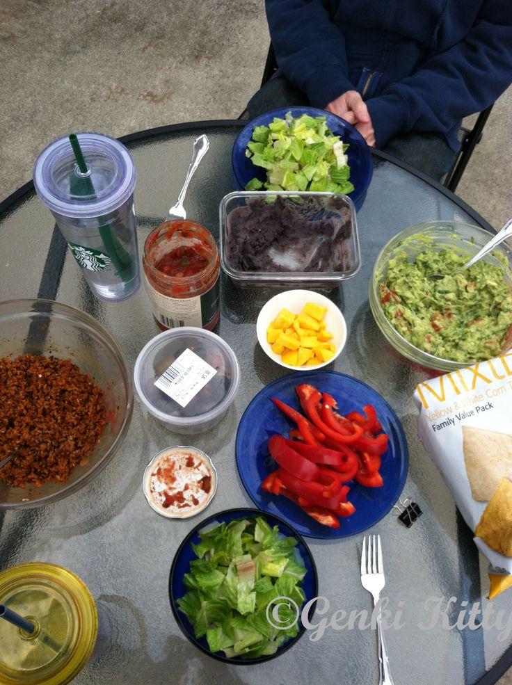 vegan picnic mexican