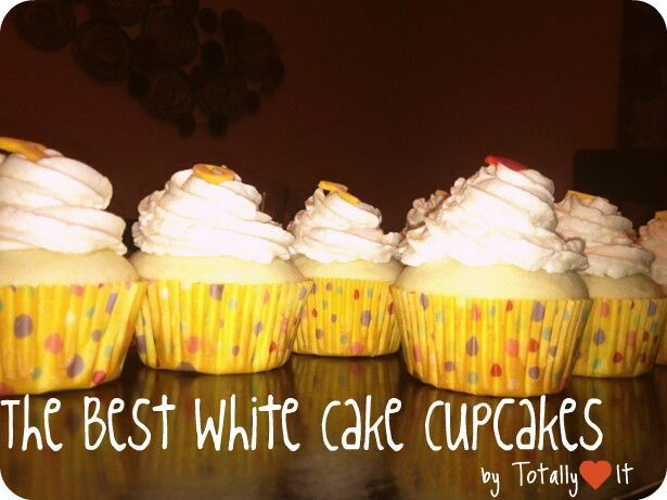 White cupcake recipe-3 large eggs whites   1 3/4 cups sifted cake flour  2 teaspoons baking powder   1/4 teaspoon salt   1/2 cup unsalted butter, at room temperature   1 cup granulated white sugar   1 teaspoon pure vanilla extract   1/2 cup  milk  **The family secret 1 teaspoon almond extract..