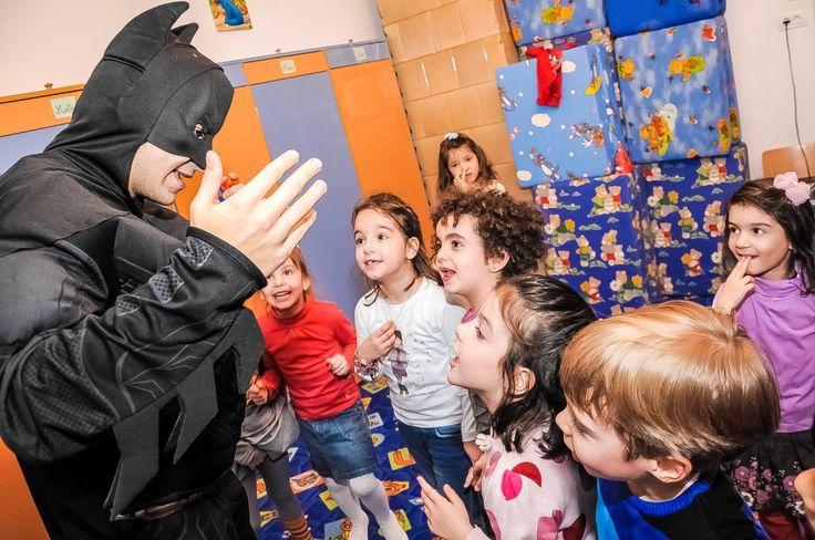 Animatori Petreceri Copii - Batman