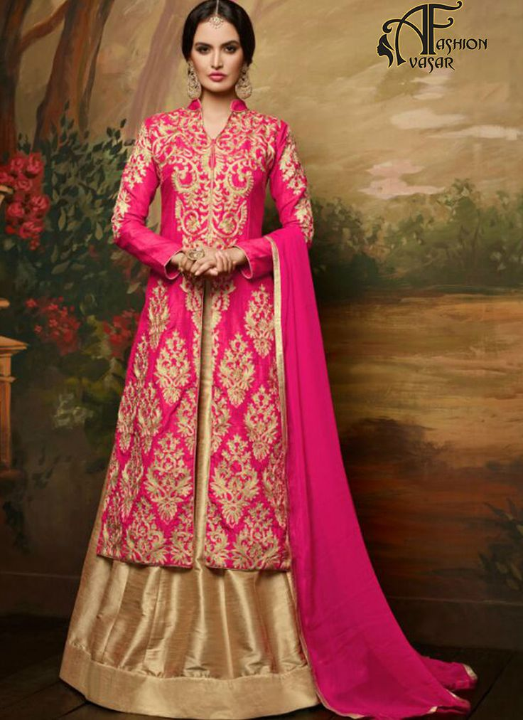 45 best images about Achkan Suits For ladies on Pinterest | Salwar ...