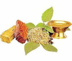 Organic medicine from India
