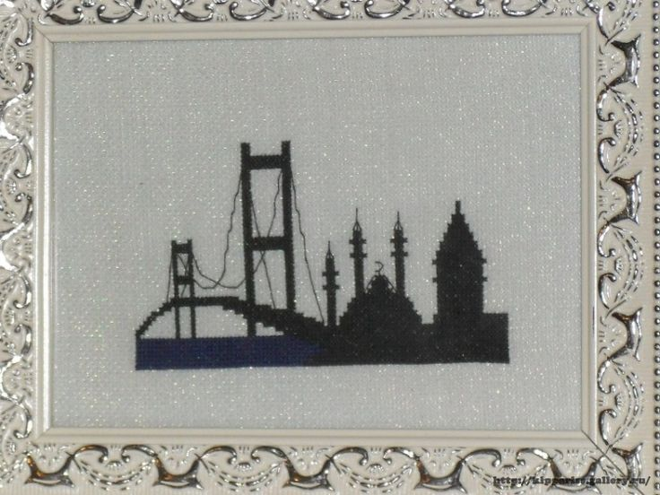 Gallery.ru / Стамбул. Отшив по перенабору - Работы по моим схемам - kippariss