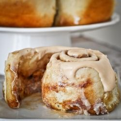 These delicious and easy to make cinnamon rolls have a secret ingredient - cake mix!  A great weekend breakfast