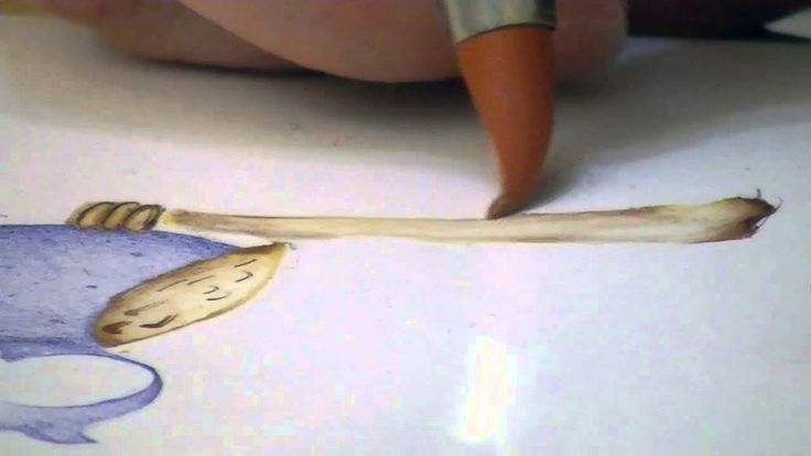 FPDA TV - Pintura sobre porcelana - Fundación Pintura Decorativa Argentina