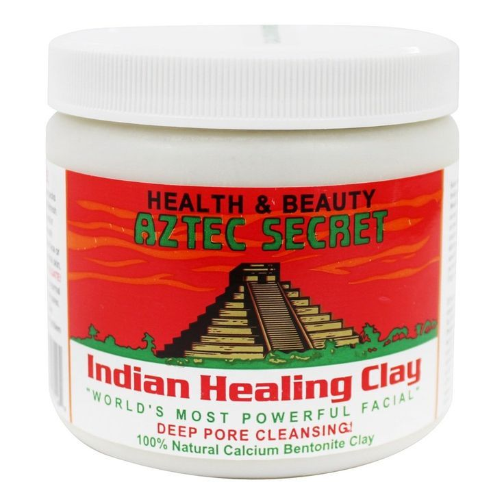 Save On Indian Healing Clay Skin Care Powder By Aztec Secret And Other Facial Masks Facial C Aztec Secret Indian Healing Clay Healing Clay Indian Healing Clay