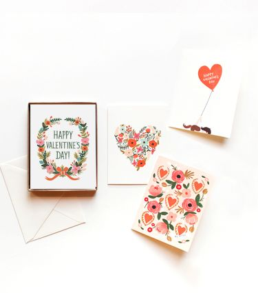 Paper Goods - Valentine's Day - Assorted Valentine's Day Set (Rifle Paper Co)