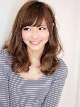 Visee Line  大人可愛い小顔セミディ - 24時間いつでもWEB予約OK!ヘアスタイル10万点以上掲載!お気に入りの髪型、人気のヘアスタイルを探すならKirei Style[キレイスタイル]で。
